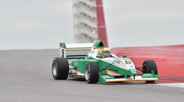 Juncos Racing Completes Chris Griffis Memorial Mazda Road to Indy Test