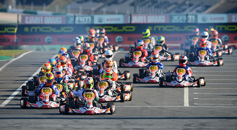 Mission accomplished for Sodi at the Rotax Grand Final at Portimao