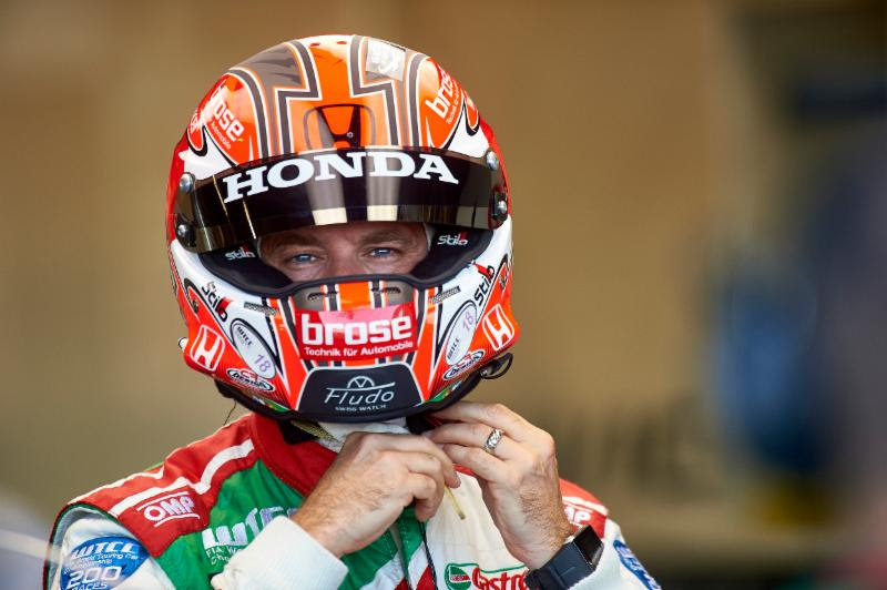 Tiago Monteiro aiming for revenge in Qatar