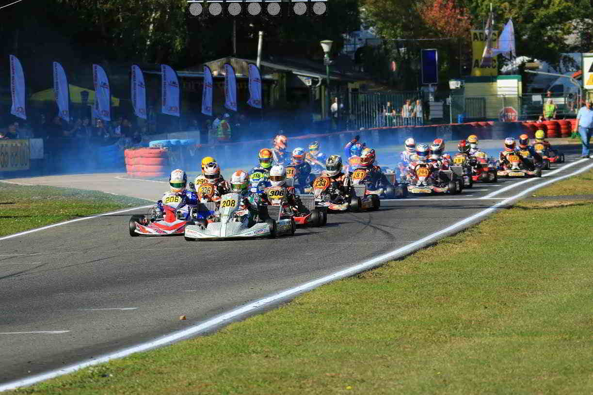 This is how the DMSB Shifterkart Cup works