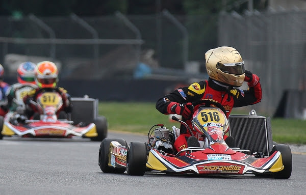 A VERY POSITIVE SEASON  FOR MARANELLO KART