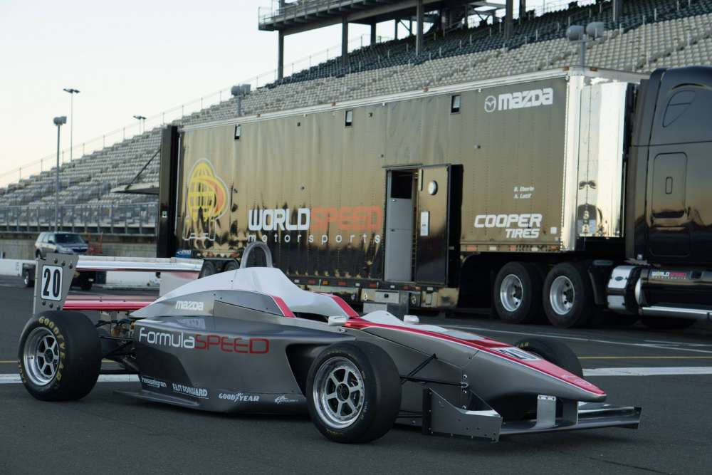 2016 Formula Speed Car Challenge presented by Goodyear West Coast and National Schedules Announced