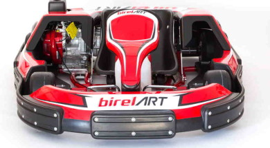 Birel ART launch new rental kart range