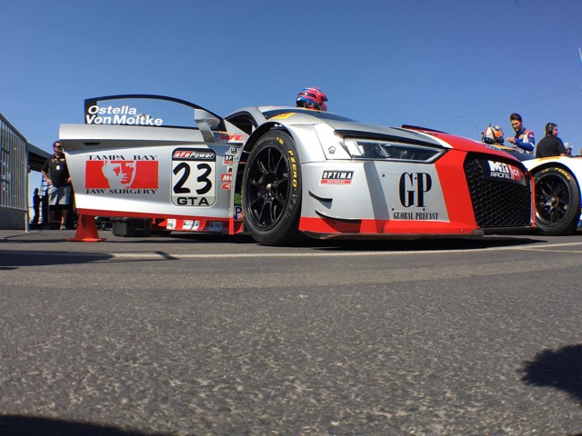 Dion von Moltke and David Ostella to Close PWC SprintX Season for M1 GT Racing