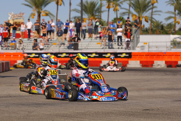 SOLID SERIES FINALE FOR ENERGY KART USA