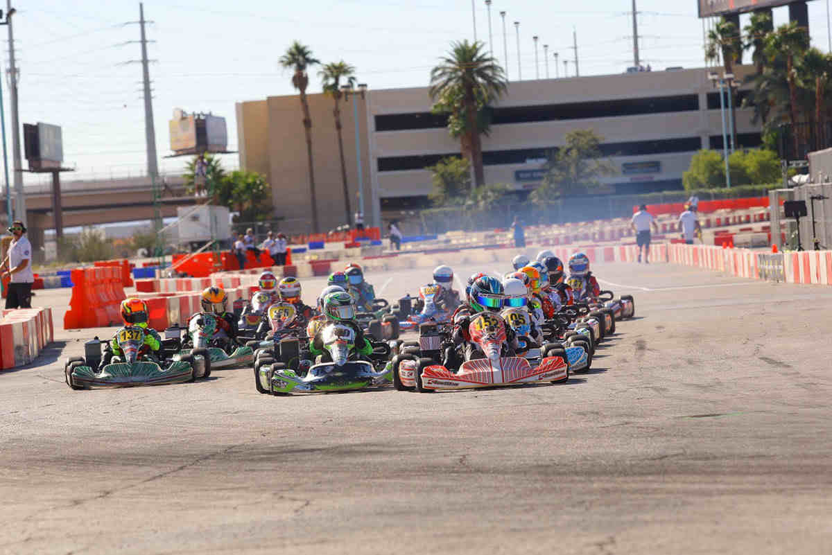 JAK CRAWFORD WINS IN LAS VEGAS AND WRAPS UP ANOTHER CHAMPIONSHIP