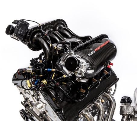 Rush Yates race engine