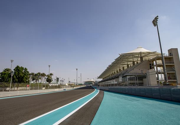 2016 post-season GP2 tests: Day 3, Entry List