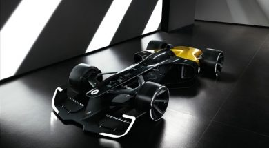 2027 Renault F1 concecpt