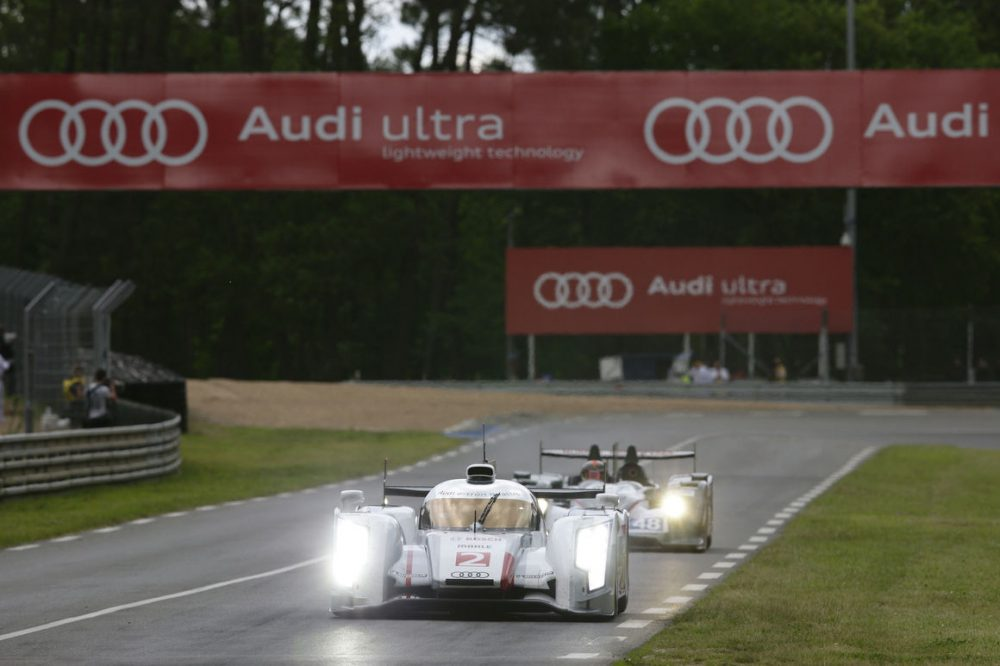 Audi is well prepared for Le Mans 24 Hours