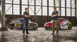VOLKSWAGEN ANDRETTI RALLYCROSS BEGINS NEW RED BULL GLOBAL RALLYCROSS CHAMPIONSHIP HUNT IN MEMPHIS