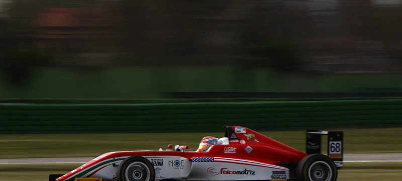 JM CORREA GEARS UP FOR FIRST ROUND OF ADAC FORMULA 4 CHAMPIONSHIP