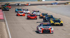 NISSAN GT ACADEMY WINNER SANCHEZ READY FOR U.S. DEBUT