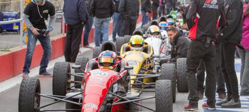 Official F1600 Formula tour Race calendar