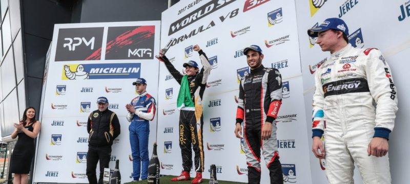 PIETRO FITTIPALDI (LOTUS) ACHIEVES HISTORICAL DOUBLE WIN IN THE WORLD SERIES 2017 SEASON DEBUT IN SILVERSTONE
