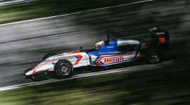 TOP-FIVE FINISH FOR TEAM BENIK IN BARBER DEBUT