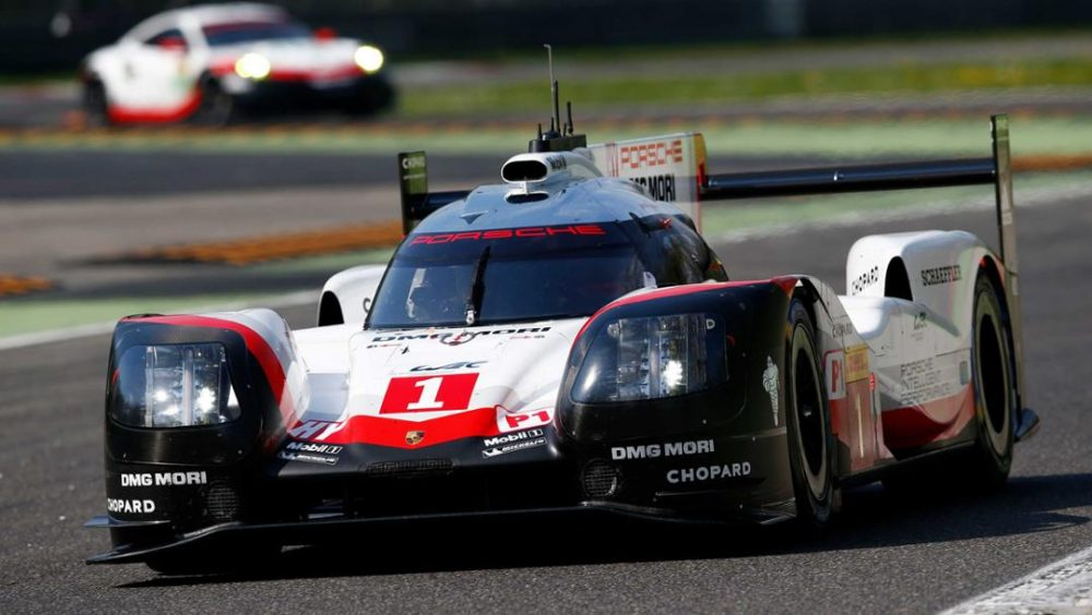 WEC Successful performance of the Porsche Teams