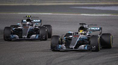 2017 Bahrain Grand Prix, Sunday – Steve Etherington