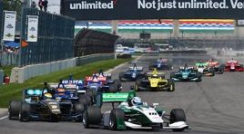 Consistency Pays for Kaiser with Win and Indy Lights Points Lead