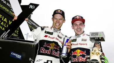 Hattrick! Audi and Ekström rock Hockenheim