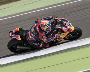 Imola awaits Red Bull Honda World Superbike Team