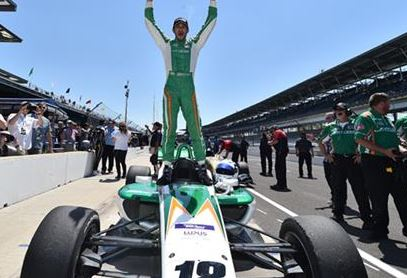 JUNCOS RACING'S KAISER SCORES INDIANAPOLIS VICTORY