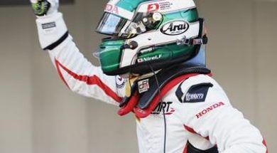 Japanese Driver Victorious in Barcelona