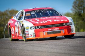 KEVIN LACROIX SCORES POLE FOR NASCAR PINTY'S SEASON OPENER AT CANADIAN TIRE MOTORSPORT PARK