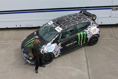 Nicolas Hamilton returns to Renault UK Clio Cup – WDE Motorsport