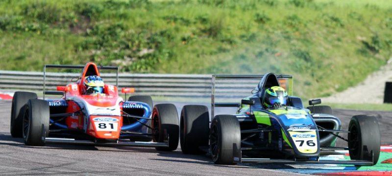 Oulton Park next up as Linus Lundqvist looks for British F4 pace reward