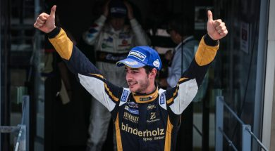 RENÉ BINDER (LOTUS) MAKES IT DOUBLE AT MONZA AND TAKES WORLD SERIES LEAD