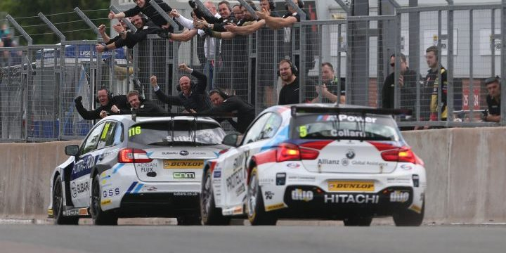 SUTTON SUCCESS FOR SUBARU