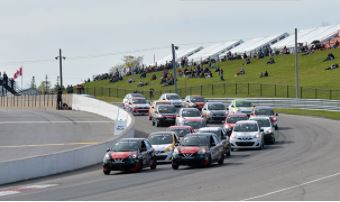 Strat of the first race ctmp 2017
