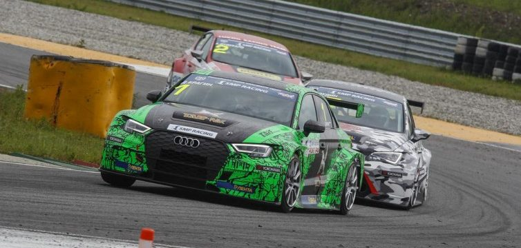 TCR RUSSIA – REIGNING CHAMPION BRAGIN LEADS AGAIN