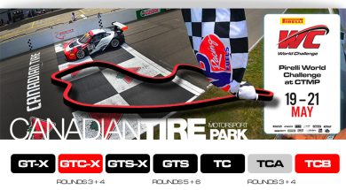 Great Driving Talent Comes to CTMP for Strong PWC SprintX Doubleheader