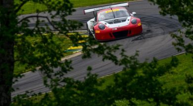 VIR Presents Success and Adversity for Wright Motorsports