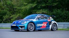 VOLKSWAGEN ANDRETTI RALLYCROSS TEAM LOOKS FOR WIN IN DEBUT RED BULL GLOBAL RALLYCROSS NEW ENGLAND