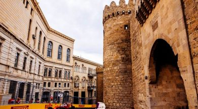 Baku qualifying