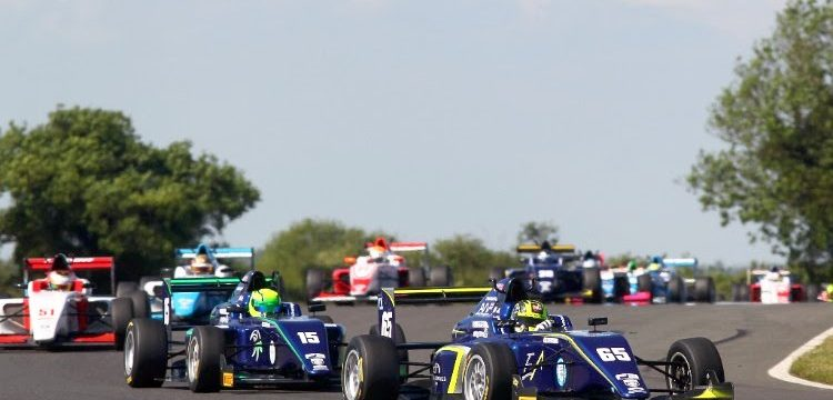 British F3 contenders head to Silverstone this weekend
