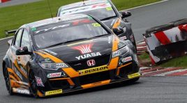CROFT AWAITS TITLE-CHASING DUO AS BTCC RACES NORTH