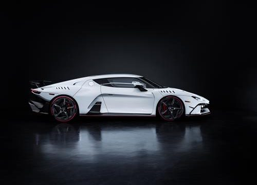 ITALDESIGN TO DEBUT THE FIRST OF FIVE PRODUCTION-READY ZEROUNO SUPERCARS AT SALON PRIVÉ