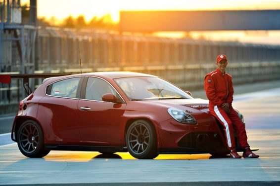 The Unicorse Team will take part in its home country's TCR International Series event at the Hungaroring, running a Romeo Ferraris-built Alfa Romeo Giulietta TCR for Márk L. Jedlóczky.