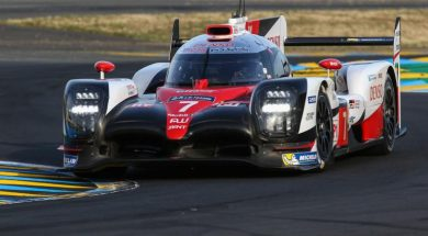 Toyota takes pole position for the 24h of Le Mans