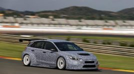 NEW GENERATION i30 TCR COMPLETES SUCCESSFUL TEST IN VALENCIA