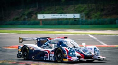 SIR CHRIS HOY TO RACE LIGIER IN HENDERSON LMP3 CUP CHAMPIONSHIP