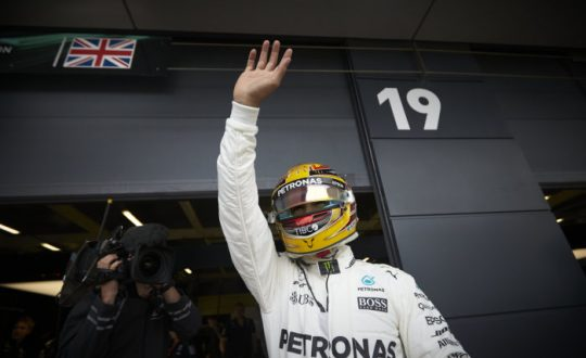 2017 British Grand Prix – Saturday
