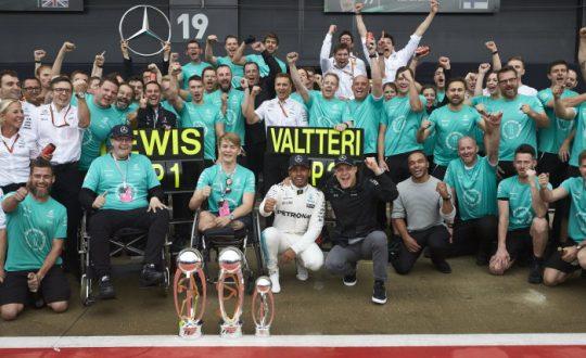 2017 British Grand Prix – Sunday