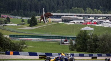 DAMS NARROWLY MISS OUT ON POINTS AT RED BULL RING