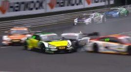 Paffet's big Crash Norisring