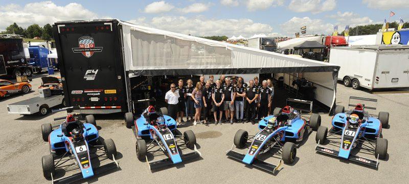 Jay Howard has grown his Motorsports Driver Development (MDD) program